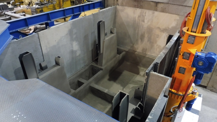 NEW DOUBLE LADLE TREATMENT AREA FOR WIRE INJECTION AND ARGON BUBBLING_5
